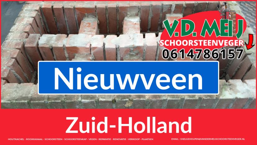 bedankt voor uw bezoek aan Van der Meij schoorsteenrenovatie Nieuwveen