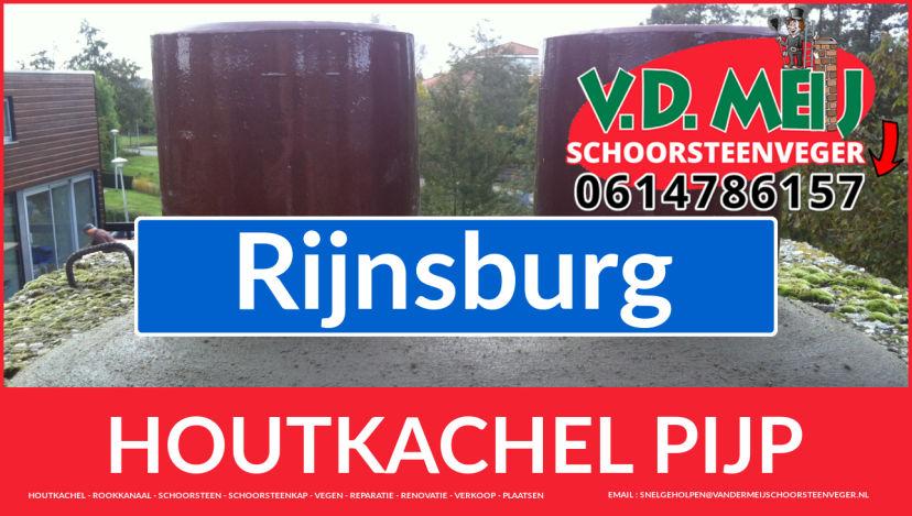 enkel-wandig rook-kanaal plaatsen in Rijnsburg