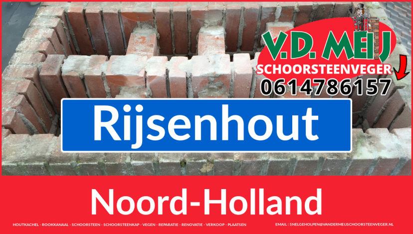 bedankt voor uw bezoek aan Van der Meij schoorsteen restauratie Rijsenhout