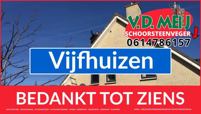 Tot ziens bij Van der Meij {schoorsteenschoorsteenvegers uit Noordwijk-Binnen