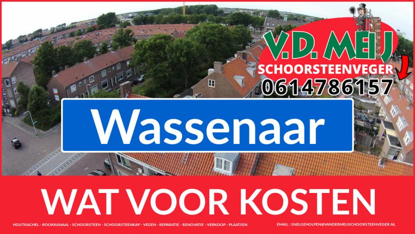schoorsteen renovatie Wassenaar