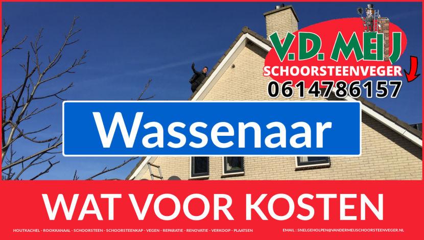 Schoorsteenrenovatie Schoorsteen Wassenaar