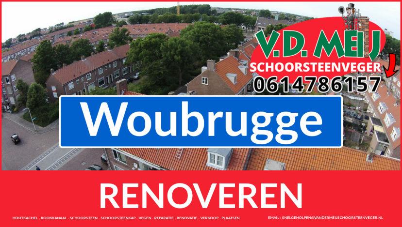 bedankt voor uw bezoek aan Van der Meij schoorsteenrenovatie Woubrugge