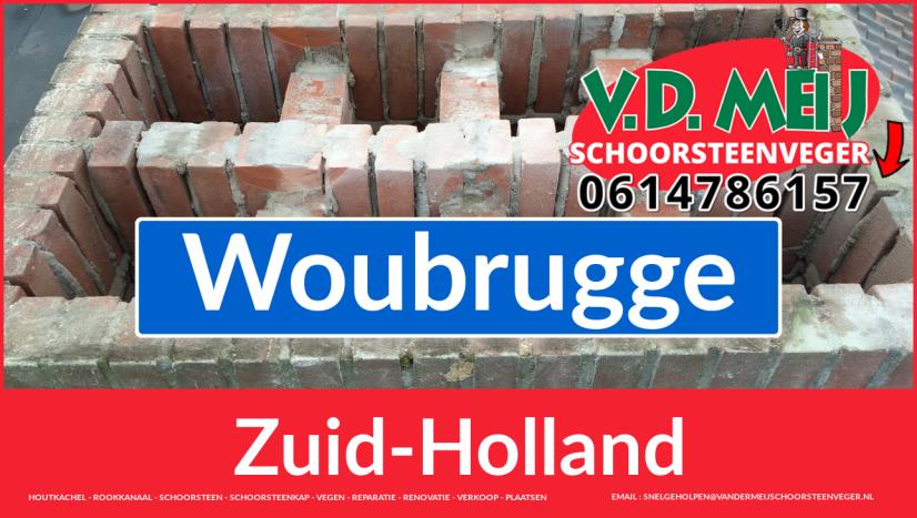 bedankt voor uw bezoek aan Van der Meij schoorsteen renovatie Woubrugge