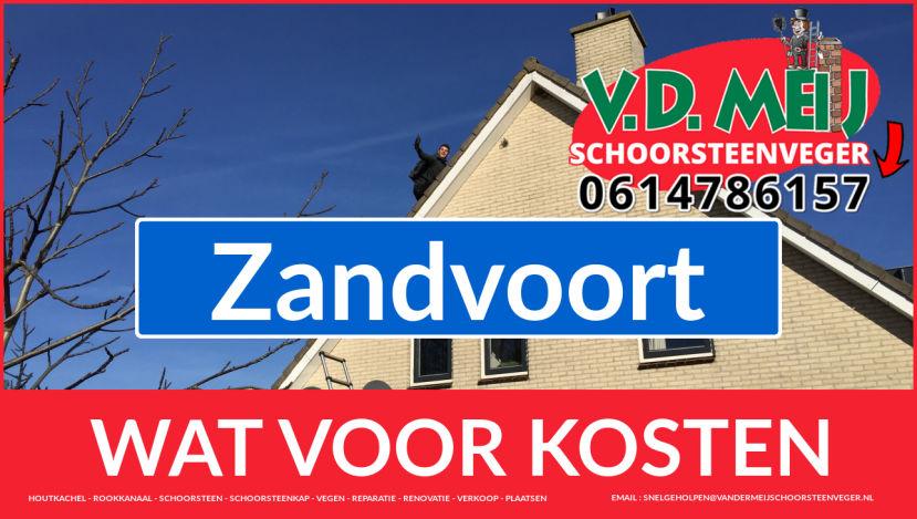 Schoorsteenrenovatie Schoorsteen Zandvoort