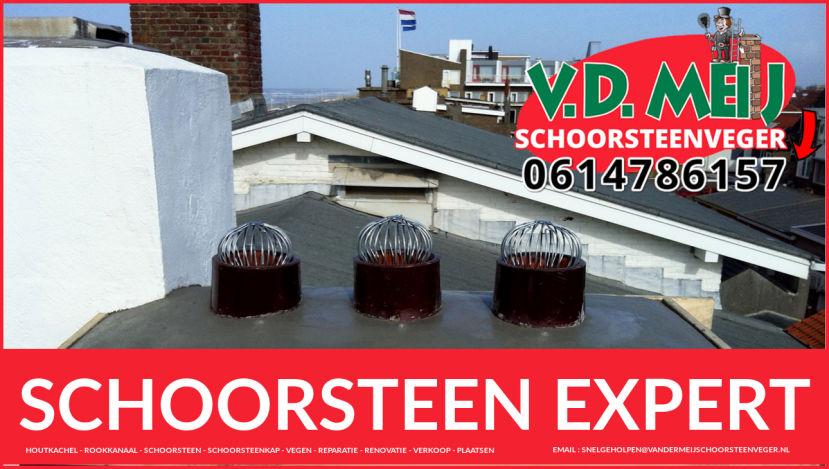 Schoorsteenspecialist Zandvoort