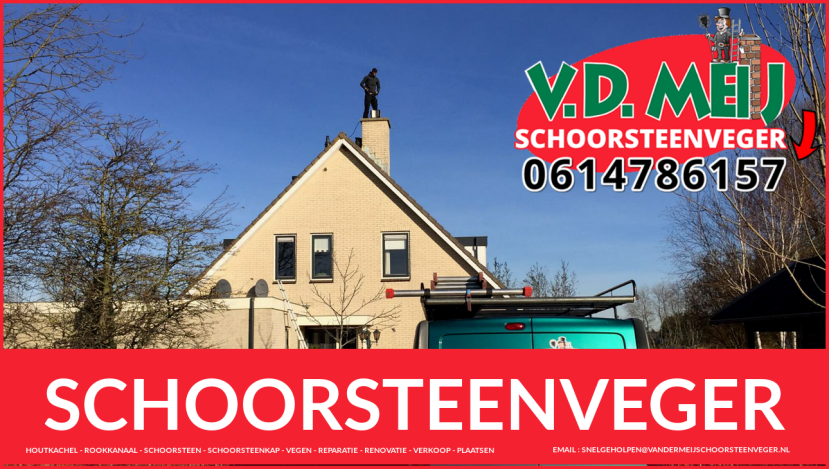 dak en schoorsteen specialist Oegstgeest