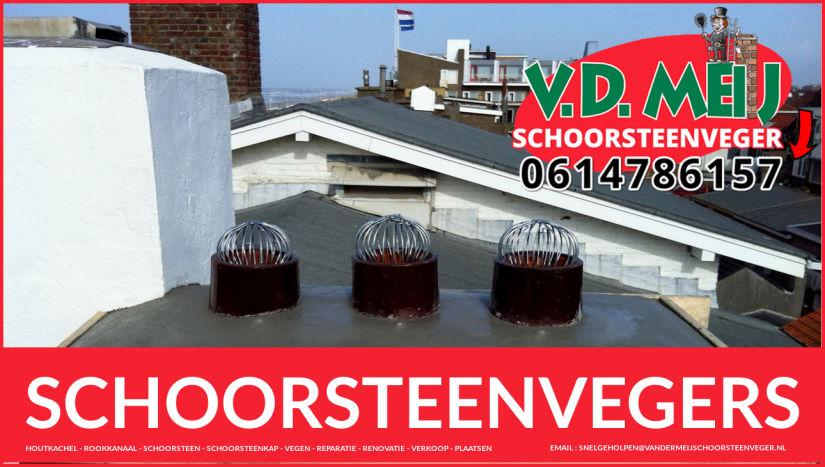 Schoorsteenspecialist Haarlem