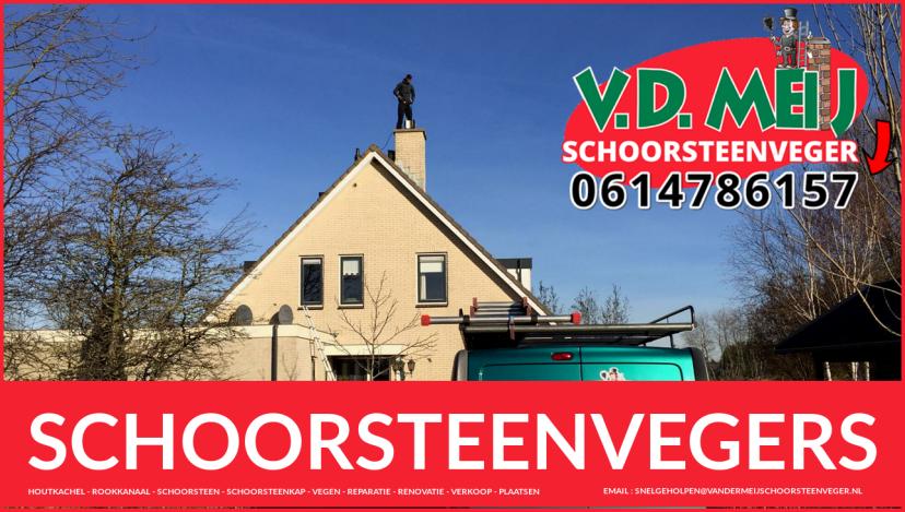 Schoorsteenspecialist Velsen-Noord