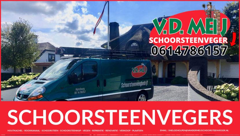 dak en schoorsteen specialist Nieuwkoop