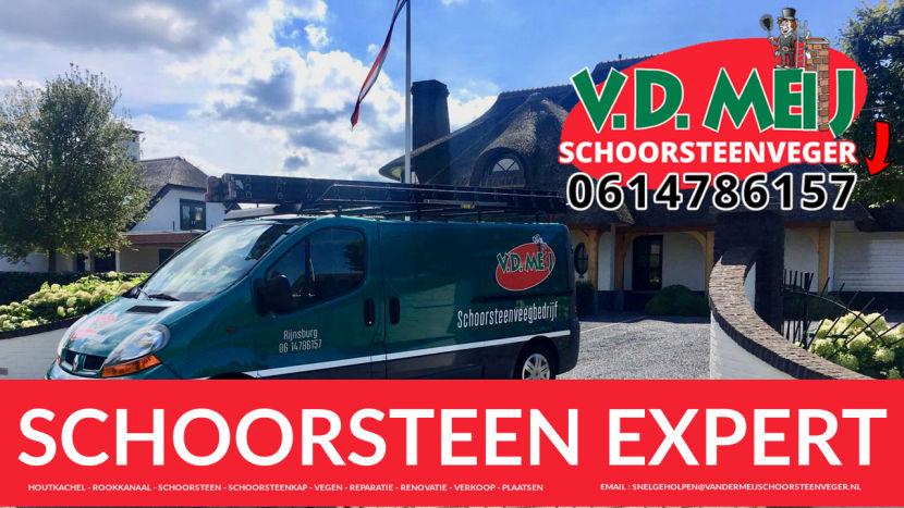 dak en schoorsteen specialist Amsterdam