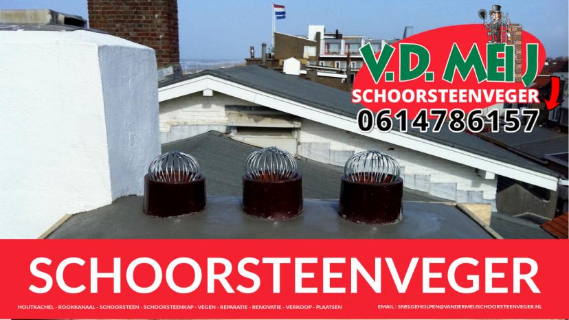 dak en schoorsteen specialist Zandvoort