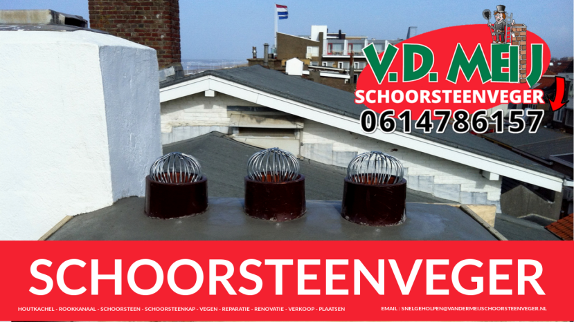 dak en schoorsteen specialist IJmuiden