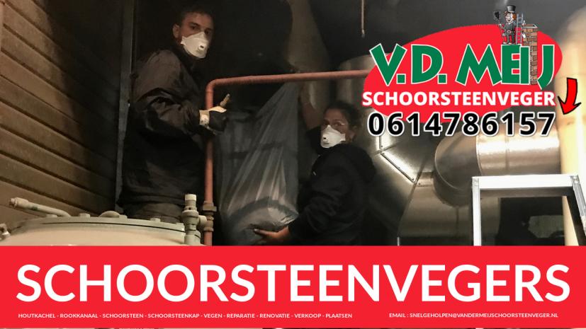 Schoorsteenspecialist Santpoort-Noord