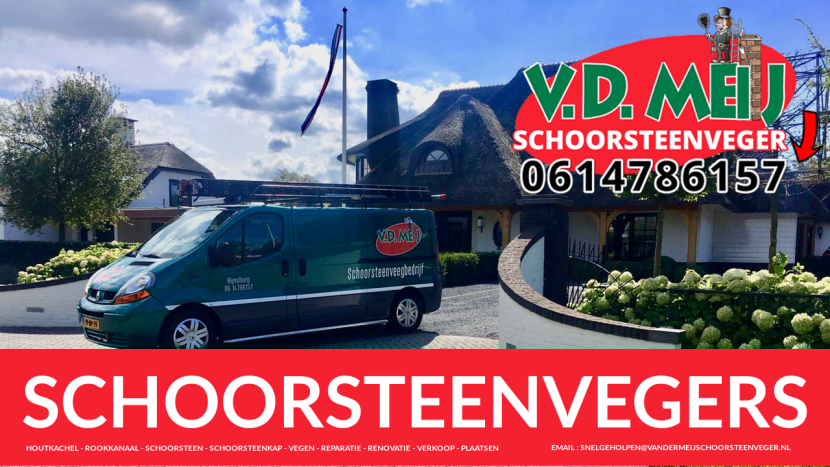 dak en schoorsteen specialist Voorschoten