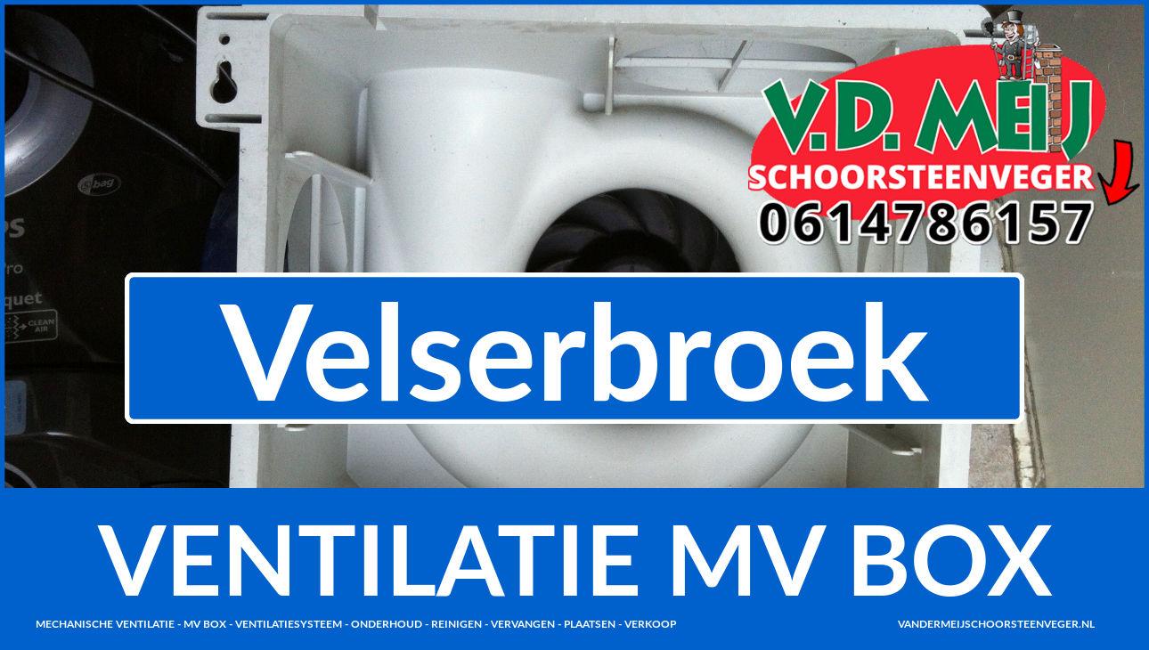 Mechanische Ventilatie Velserbroek in Velserbroek