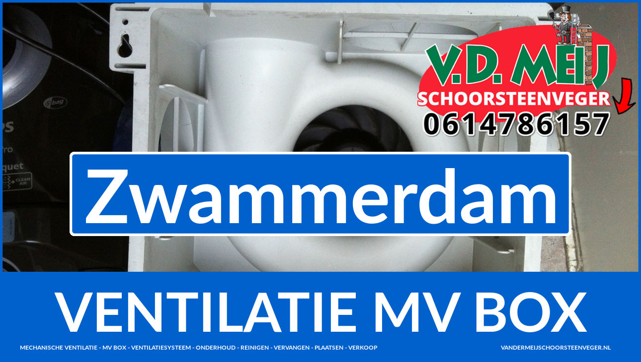Onderhoud Ventilatie Zwammerdam in Zwammerdam