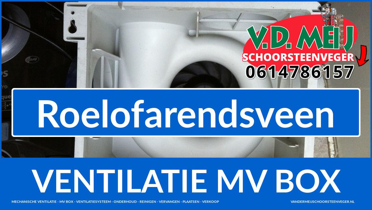 Onderhoud Ventilatie Roelofarendsveen in Roelofarendsveen