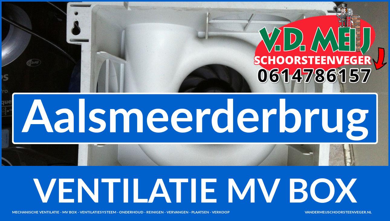 Onderhoud Ventilatie in Aalsmeerderbrug