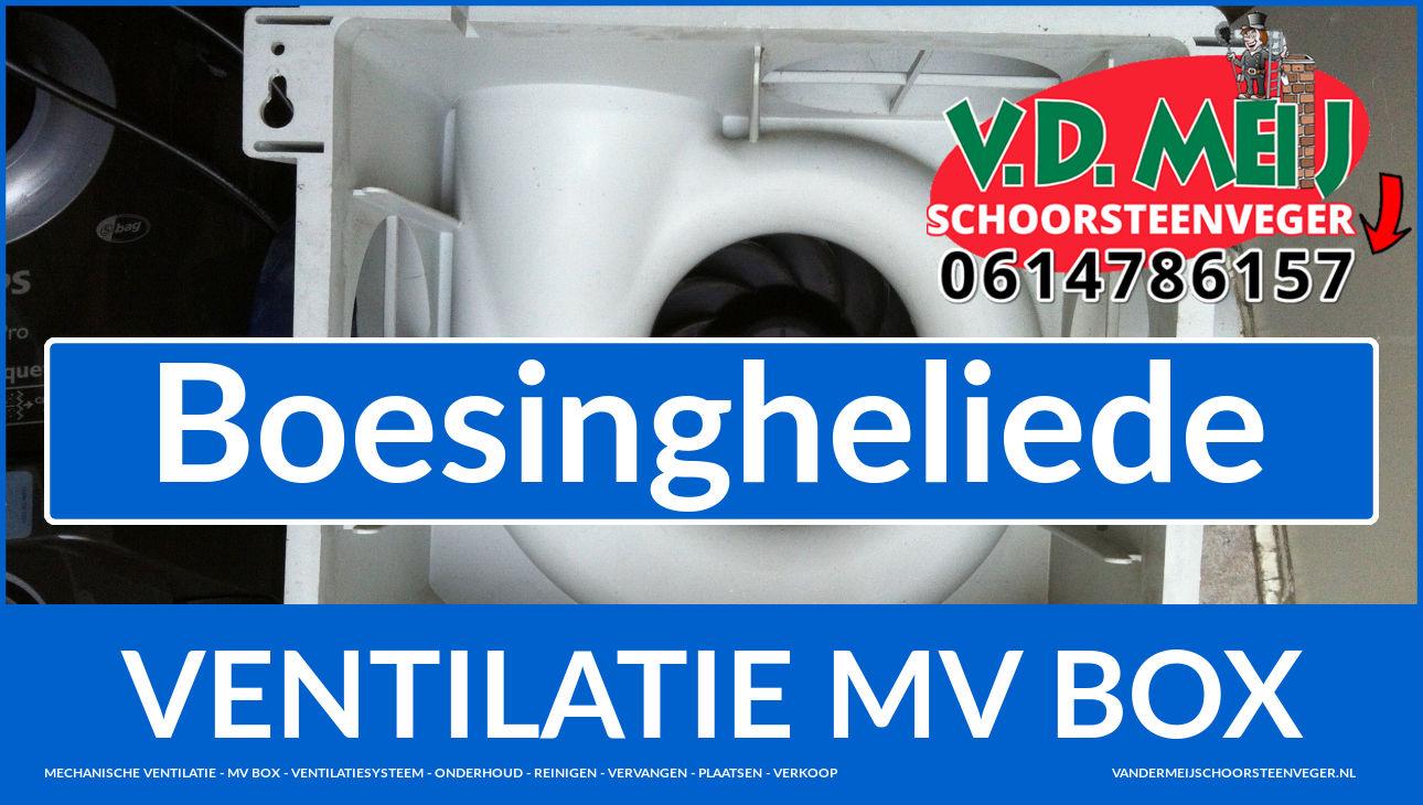 Onderhoud Ventilatie Boesingheliede in Boesingheliede