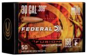 FUSION KULE 308 150grs (50pk.)