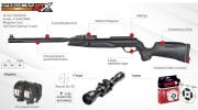 Gamo Speedster 10X IGT Gen 2 Pakke 4,5mm