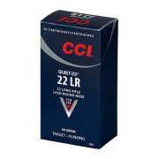 CCI 22 LR QUIET LRN 40grs (50 pk.)