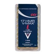 CCI 17 HMR 17GR V-MAX (50 pk.)