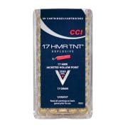 CCI 17 HMR 17GR TNT HP (50 pk.)