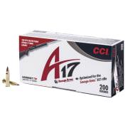 CCI 17 HMR A17 VARMINT TIP 17GR. (200 pk.)