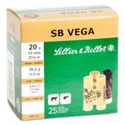 S&B VEGA 20-70-2 26G (10 pk.)