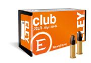 ELEY CLUB 22LR (50 pk.)