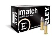 ELEY MATCH 22LR (50 pk.)