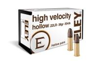 ELEY High Velocity hollow point (50 pk.)