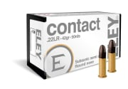 ELEY Contact Subsonic 42gr. Semi Auto (50 pk.)