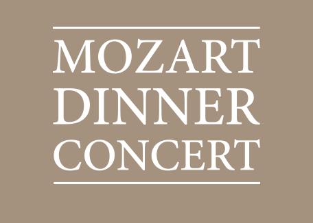 Mozart Dinner Concert Salzburg Logo