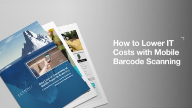 Calculating the Total Cost of Ownership (TCO) of Mobile Barcode Scanning