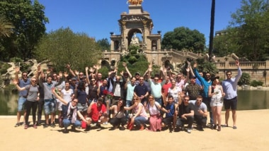 Another Reason to Join Scandit - Team Unity in Barcelona