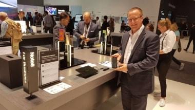 Scandit Demonstrates Enterprise Mobile Data Capture Technology on Samsung Platform at IFA Berlin