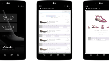 Clarks Increases Product Accessibility Thanks to Scandit-based Scanning App
