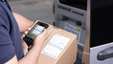 Considering Replacing Dedicated Scanners with Mobile Devices in the Last Mile?