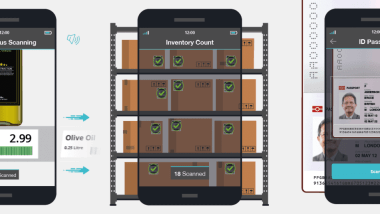 Why Smartphones are Replacing Hardware Scanners [Infographic]
