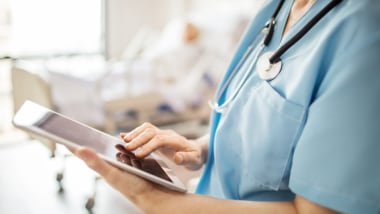 Smartphone Scanning Helps to Attract and Retain Healthcare Professionals