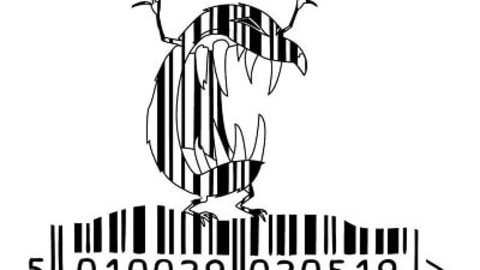 Spooky Barcodes for All Hallows Eve