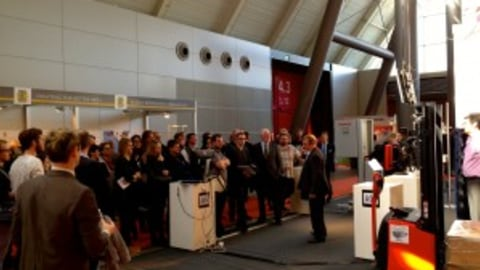 LogiMAT 2014 - Google Glass in the Warehouse