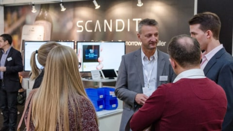 Scandit to Demo Mobile Apps for Logistics and Transport at ProMAT 2015