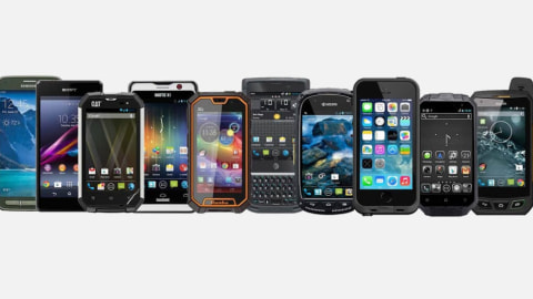 Rugged Smartphones in the Enterprise: Overview and 2015 Buyer's Guide