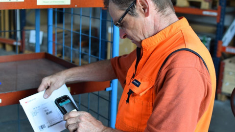 Customer Spotlight — Swiss Federal Railways: Mobile Track and Trace with Scandit