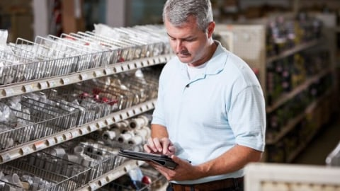 Eliminate Out-of-Stocks with Mobile Inventory Management