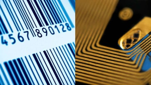 Barcodes vs. RFID – Are Barcodes Better than RFID Tags for Product Data in Retail, Logistics and Healthcare?